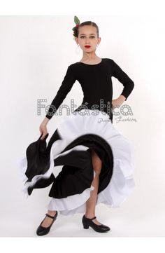 3b2b75767 15 mejores imágenes de Vestidos y Faldas de Flamenca y Sevillanas ...