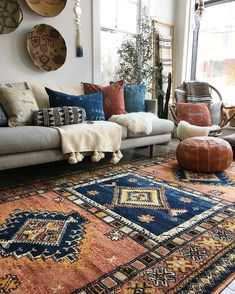17+ Moroccan Living Room Ideas to Get the Look