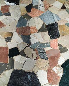 "dos-ombre: ""Italienische Marmorböden (in Mailand Italien)"" Bulgarien Haus Floor Patterns, Tile Patterns, Textures Patterns, Decoration Inspiration, Color Inspiration, Floor Design, Tile Design, Italian Marble Flooring, Italian Tiles"