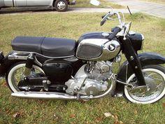 honda 305   Honda 305 Dream - MidAmerica Auctions