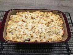 Putenbrust auf Gemüse mit Bressosauce in der mittleren Ofenhexe zubereitet
