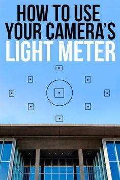 How to use your camera's light meter to get a proper exposure when shooting in manual | Bella Pop
