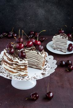Street Food, Cake, Desserts, Pie Cake, Tailgate Desserts, Pastel, Deserts, Japanese Street Food, Postres