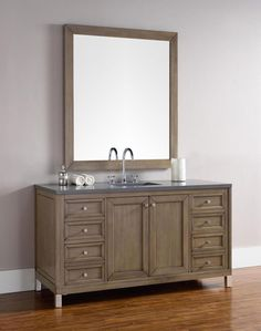 Picture Gallery For Website James Martin Vancouver double Inch Cerused Espresso Oak Transitional Bathroom Vanity With Top Options House Reno Master Bathroom Pinterest
