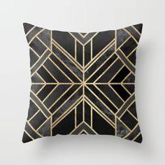graphic, geometric, abstract, geometry, lines, black, dark, marble, modern
