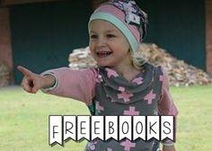 Freebook Nadinchen - wandelbare Tunika/ Longshirt für Mädchen 62 - 164