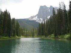 Emerald Lake, Yoho Natural Park, BC