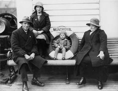 Image detail for -immigration emigration canada 1920s immigrants on their way to alberta