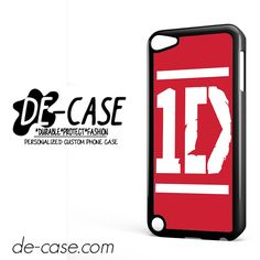 One Direction Logo DEAL-8231 Apple Phonecase Cover For Ipod Touch 5