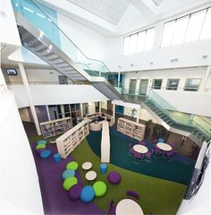 Siddal Moor Case Study, Libraries, Education, Fun, Teaching, Bookshelves, Onderwijs, Bookstores, Library Room