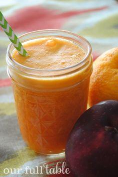 Orange Explosion Juice on www.ourfulltable.com