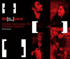 """Michalis Kontaxakis Trio & Marina Dakanali"" is his own personal way of approaching music through mandolins, and the cooperation with two exceptional virtuosos: Antonis Voumvoulakis on the guitar and the loops and Kostas Kalatzis playing the drums. Marina Dakanali, one of the warmest and, at the same time, most dynamic voices in the greek contemporary music scene, integrates the performance with her voice."