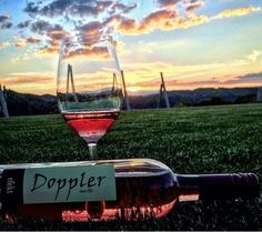 Doppler wine. From Slovenia.  winegram.it share your wine