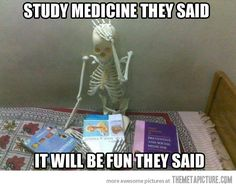 Funny pictures about Medical students can relate. Oh, and cool pics about Medical students can relate. Also, Medical students can relate. Medical Humor, Medical Assistant, Nurse Humor, Medical Quotes, Funny Medical, Radiology Humor, Physician Assistant, Medical Marijuana, Pa School