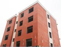 The Winsun apartment block. Photo via: Winsun Global