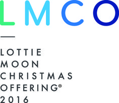 Lottie Moon Christmas Offering promotional art - IMB Resources