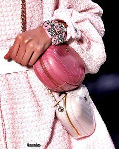 b35a3910b928 Chanel Resort 2019 - Chanel Resort, Chanel Cruise, Couture Handbags,  Burberry Handbags,