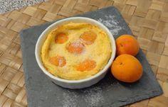 Régime Dukan (recette minceur) : Petit gâteau express aux abricots #dukan http://www.dukanaute.com/recette-petit-gateau-express-aux-abricot...