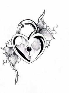 Tattoo Heart - These tattoos have always been popular . The heart symbol can have several meanings , but the most common is a love . Most couples who want to express their eternal love , opt for tattoos heart . The tattoo is most often combined wi