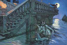 Charles Santore's Little Mermaid