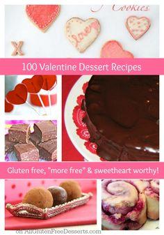 All Gluten-Free Desserts - See more yummy gluten free desserts recipes at All-Desserts.com!