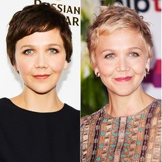 New Hair 2014: See Celebrity Hair Makeovers! - Maggie Gyllenhaal from #InStyle