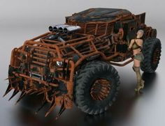 Monster Car, Monster Trucks, Best Rc Cars, War Band, Death Race, Bonnie Tyler, Mad Max Fury Road, Post Apocalypse, Motorcycle Design
