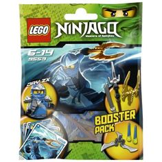 Lego Ninjago 9553: Jay Zx *** Check out the image by visiting the link. (This is an affiliate link) #BuildingToys