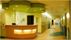graceful modern hospital room interior ideas