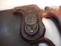 Taylor Bros Sheffield Saw Antique | eBay
