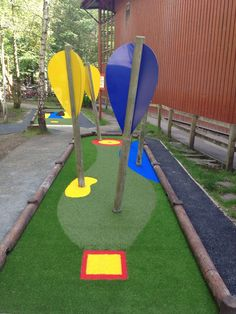 Centre Parcs has selected LazyLawn to add the artificial touch to its greens.