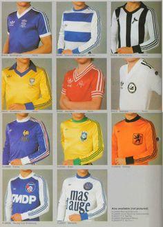 adidas replica shirts 1980