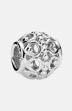 PANDORA 'A Cloud's Silver Lining' Charm available at Nordstrom