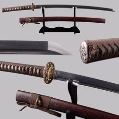 Peizhi Folded Steel Katana Samurai Sword