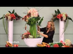 ▶ Floral Perspective: Autumn Floral Feast with Beth O'Reilly AIFD - YouTube