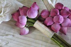 Lotus Flower Bouquet
