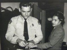Black History Month - Rosa Parks