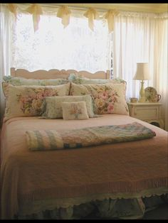 Luv this so quaint and those Pastel Colours...
