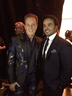 Con Luis Fonsi the Voice Chile 2015