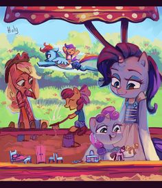 See more 'My Little Pony: Friendship is Magic' images on Know Your Meme! My Little Pony Cartoon, My Little Pony Drawing, My Little Pony Pictures, Mlp Fan Art, Little Poney, Imagenes My Little Pony, Mlp Pony, My Little Pony Friendship, Cute Images