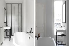 RK Apartment, Paris by Nicolas Schuybroek Architects