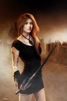 Fanmade, Clary