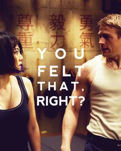 Pacific Rim - Mako Mori & Raleigh Becket