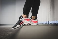 """adidas EQT Support ADV """"Turbo Red"""