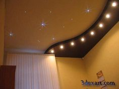 fiber optic star ceiling, starry sky stretch ceiling lighting ideas Step by step to make star ceiling in your interior and how to install fiber optic star ceiling for false ceiling and stretch ceiling, top starry sky ceiling lighting design ideas for your ceiling with your own hands and what materials which use it