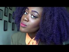 Shana of Jem and the Holograms: Makeup Tutorial - YouTube