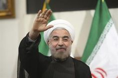 El nuevo presidente de Irán, Hassan Rohani, jura su cargo ante el Parlamento/ 04 de agosto de 2013