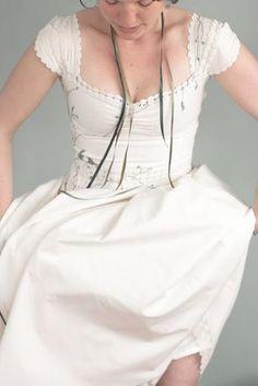 HOMEMADE wedding dresses pictures | homemade wedding dresses