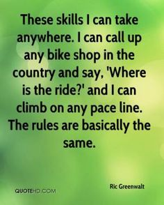 cycling quotes - Google Search