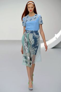 Michael van der Ham Spring 2013 Ready-to-Wear Collection Slideshow on Style.com